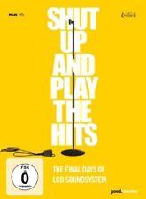 James/LCD de sonido de Murphy-Shut up and play the hits 3 DVD nuevo
