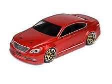 Custom Painted Body LEXUS LS460 for 1/10 RC Drift Cars Touring HPI 200mm