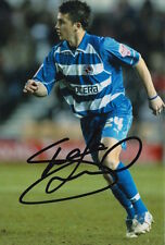 READING HAND SIGNED SHANE LONG 6X4 PHOTO 2.