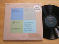 Gidon Kremer - Edition Lockenhaus Volumes 1 and 2 LP ECM Promo Ultrasonic VG++