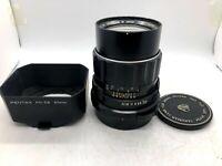 【 Near Mint w/ Hood 】 PENTAX SMC TAKUMAR 6x7 150mm F/2.8 Lens For 67 From JAPAN