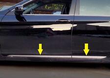 304 S.Steel Body door Side Molding trim Chrome Honda Accord Sedan 2013 2014 2015