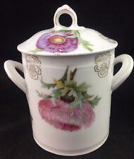 Mignon Z.S.&.C Bavaria Jam / Condensed Milk Jar w/ Lid 1880-1908