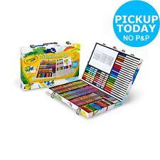 Crayola Inspirational 150 Piece Art Case Set