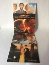 The Legend Of Bagger Vance - Movie Postcards x4 - New - Free U.k. Postage
