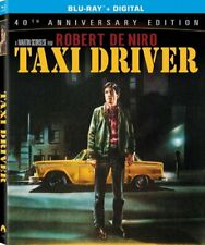 Taxi Driver (Blu-ray 1976) De Niro, Foster New Factory Sealed, Free Shipping