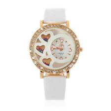 Fashion Women's Casio Sub-brand Luxury Steel Leather Quartz Analog Wrist Watch