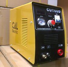 Plasma Cutter CUT60D CAL Electric 60AMP Inverter Dual Voltage New-Warranty