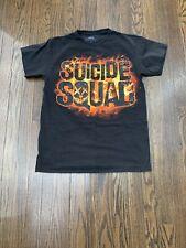 Suicide Squad Tee Shirt Mens Medium Black