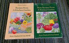 Recipes From A Kitchen Garden & MORE Recipe From Kitchen Garden  Renee Shepherd