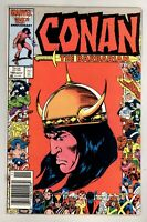 Conan The Barbarian 188 NM 9.4 Newsstand 1986 Marvel 25th Anniversary