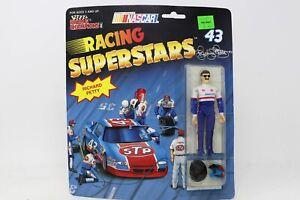 1991 Racing Champions - Racing Superstars - #43 Richard Petty Action Figure MOC
