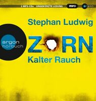 DAVID NATHAN - ZORN-KALTER RAUCH (MP3) 2 MP3 CD NEW
