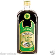 Ossenkämper Kräuterlikör 0,7 l 40 % Kräuter Likör Spezialität Meinerzhagen
