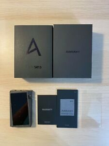 Astell & Kern SR15 (Leather Cases by Original) (Dark Gray) bundled items