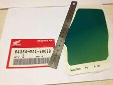 Honda autocollant sticker CBR600 F CBR 600 64364-MAL-900ZB original
