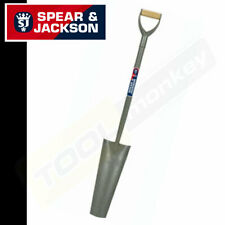 Spear /& Jackson 2131GZ Tubular Steel Grafting Spade