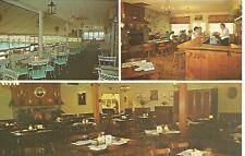 Marmora NJ Breezley's Point Tuckahoe Inn Postcard 1960s