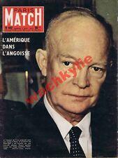 Paris Match n°452 du 07/12/1957 Elizabeth Montbrisson paras Bigeard Tupolev