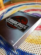 Jurassic Park Ultimate Edition en Blu-ray