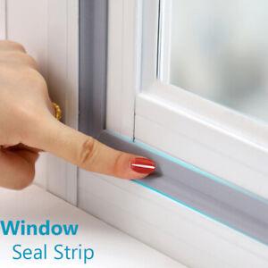 Self Adhesive Window Seal Strip SoundProof and  Windproof Nylon Cloth Foam Door