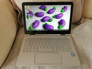 "HP Spectre Pro x360 G2 13.3"" Core i5-6300U 2.4GHz 8GB 256GB SSD Laptop/Tablet"