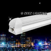T8-Integrated 4FT 18W Daylight Cool White LED Tube Light Bulb Fluorescent Lamp