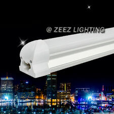 T8-Integrated 4FT 18W Daylight Cool White LED Tube Light Bulb Fluorescent Lamp