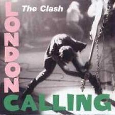 "THE CLASH ""LONDON CALLING (30TH ANN. EDT)"" CD+DVD NEU"