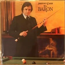 Johnny Cash- The Baron- Import CD - Mini Album Format- Brand New