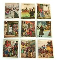 German Tobacco Cigarette Cards Culture Vintage Antique 1930s 217DA