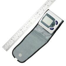 Bracelet manchette lcd digital blood pressure pouls moniteur home care new