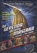 La Leyenda De Una Mascara DVD NEW Hector Bonilla Hector Ortega Factory Sealed!
