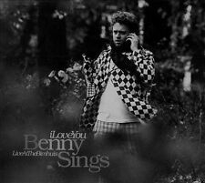 Sings, Benny-I Love You (UK IMPORT) CD NEW