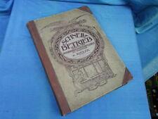 SCHNELL BETRIEB 1899 / TECHNIK MACHINERIE VAPEUR  A. RIEDLER INGENIEUR BERLIN