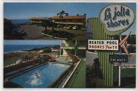 LA JOLLA SHORES HOTEL~LA JOLLA,CALIFORNIA~50'S?