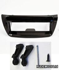 Fiat Doblo 2012 on Single Din Car Stereo Facia Shiny Black and nav bracket