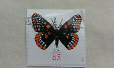 "Stamp, USA, .65, 2012, Butterfly, 1-1/4"" x 1-1/4"""