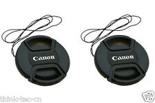 2X 67mm Lens Cap Hood Cover Snap-on for Canon 18-135mm 17-85mm 70-200mm 70-300mm