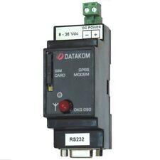 DATAKOM DKG-090 GPRS-Modem for D-300/500L/500/700, DC power supply