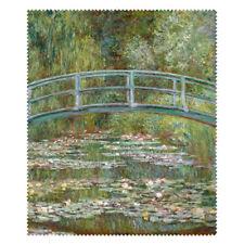 Lens Cloth, Monet - Bridge over a Pond