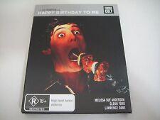 Happy Birthday To Me (1981) - Cinema Cult Slipcase Blu-Ray Region B   Rare