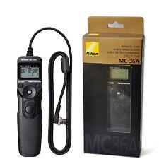 Nikon MC-36A MC36A Multi-Function Remote Cord D3 D3s D3x D4 D700 D300 D800 D810