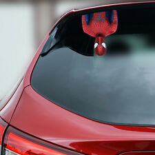 Spiderman Car Decal Sticker Wall Art Bumper Gift Peeking On Board Superhero