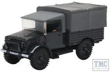 76MWD008 Oxford Diecast OO Gauge Bedford MWD Captured Luftwaffe