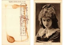 CPA Dorothy Gish FILM STAR (595171)