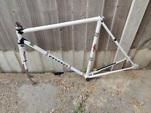 1977 Peugeot Vintage 531 Bike Frame and forks 22 Inch (possibly PX10)