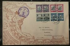 1938 Pietermaritzburg South Africa First Day Cover FDC Voortrekker Monument