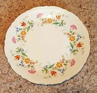 """Mikasa Couture FANCIFUL 10 1/2"""" Dinner Plates Set of 2     Barely Used!!"""