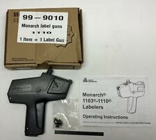 New Monarch 1110-01 Price Gun Labeler -Genuine